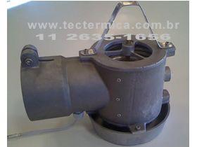 Válvula de alivio de pressão para câmara fria, modelo VAP/IND