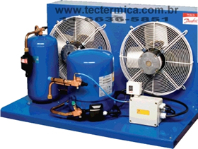 Equipamento para climatização de adega - Condensadora modelo 3