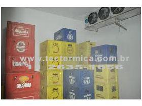 A Câmara fria é fundamental para fabricar e conservar a cerveja artesanal